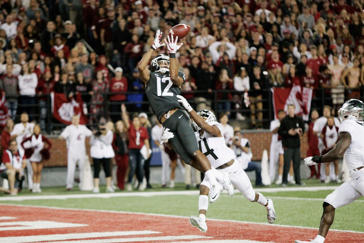 Wsu Football Schedule 2019 A Friday Apple Cup Again Plus Two Byes Cougcenter