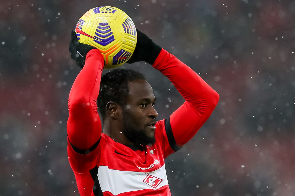 Spartak Moscow confirm conditions met for Victor Moses €5m automatic clause  - We Ain't Got No History
