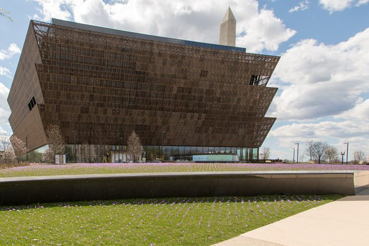 The upcoming Smithsonian National Museum for African-American History and Culture