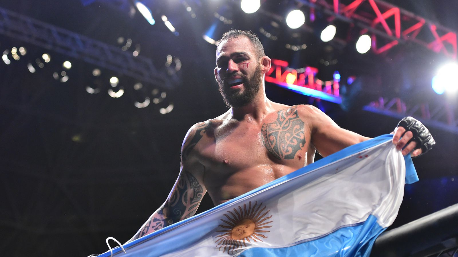 Santiago Ponzinibbio not interested in 'unprofessional' Darren Till, prefers winner of Dos Anjos-Usman
