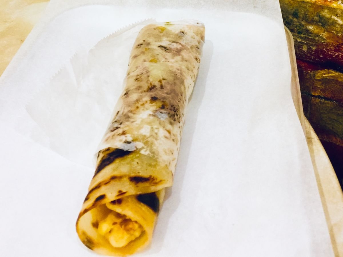 London's best Indian restaurants for Eastern Indian food include Kati Roll