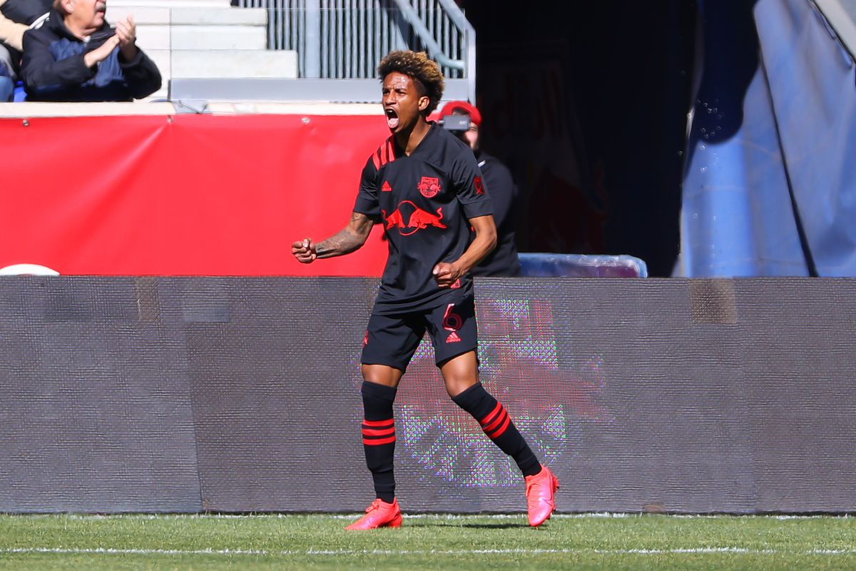 SOCCER: MAR 01 MLS - New York Red Bulls v FC Cincinnati