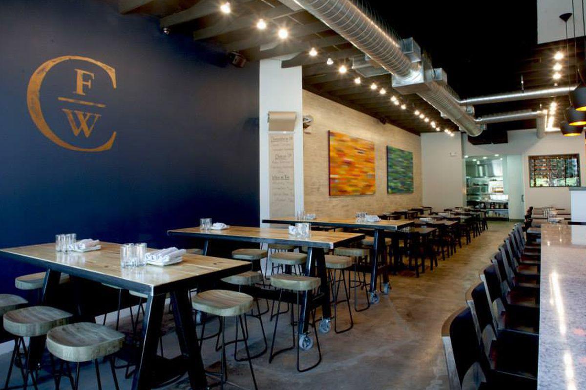 Clark Food & Wine in Dallas.