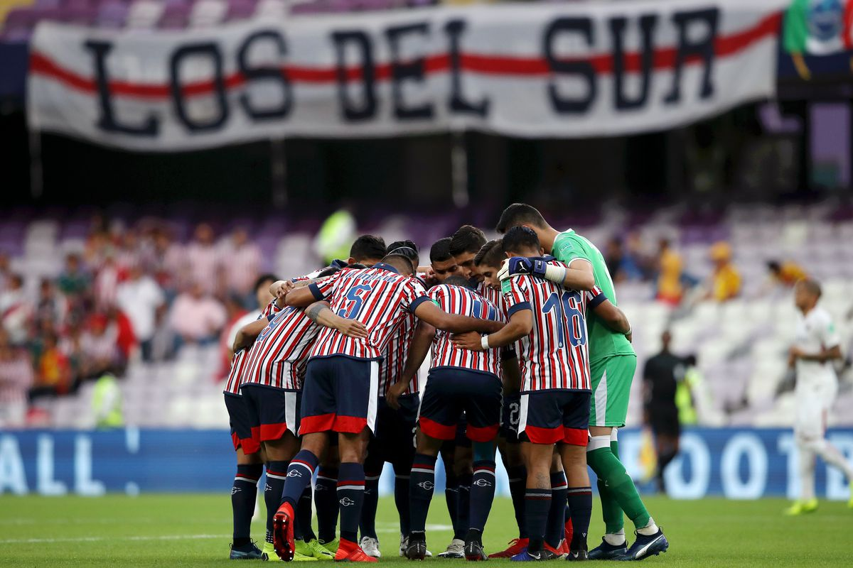 quite nice 24852 45a52 Chivas crash out of Club World Cup, miss chance to face Real ...