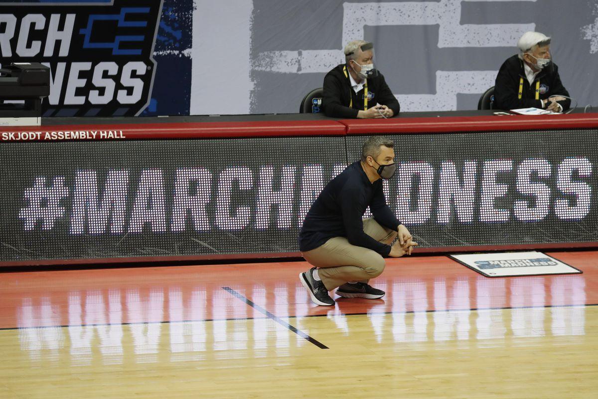NCAA BASKETBALL: MAR 20 Division I Mens Tournament - Ohio v Virginia
