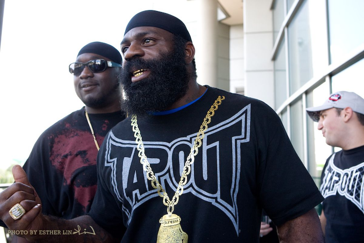 Backyard Fighting Videos kimbo slice, manager explain longstanding beef with dada 5000 - mma