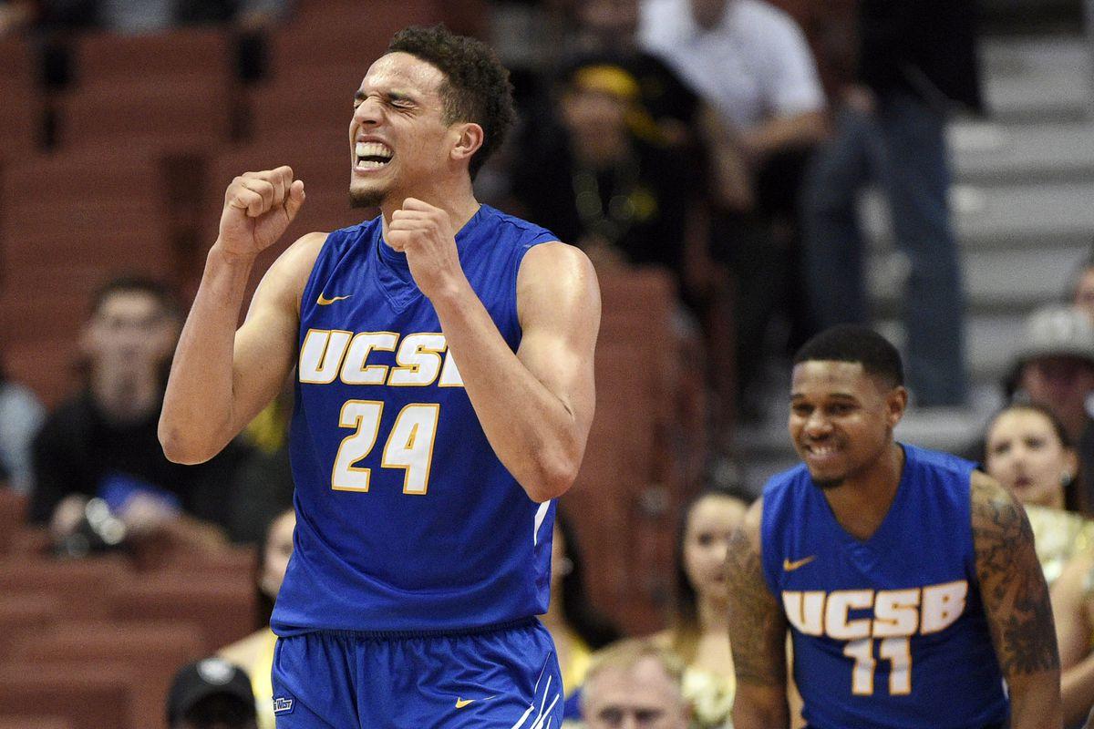 NCAA Basketball: Big West Conference Tournament-Hawaii vs UC Santa Barbara