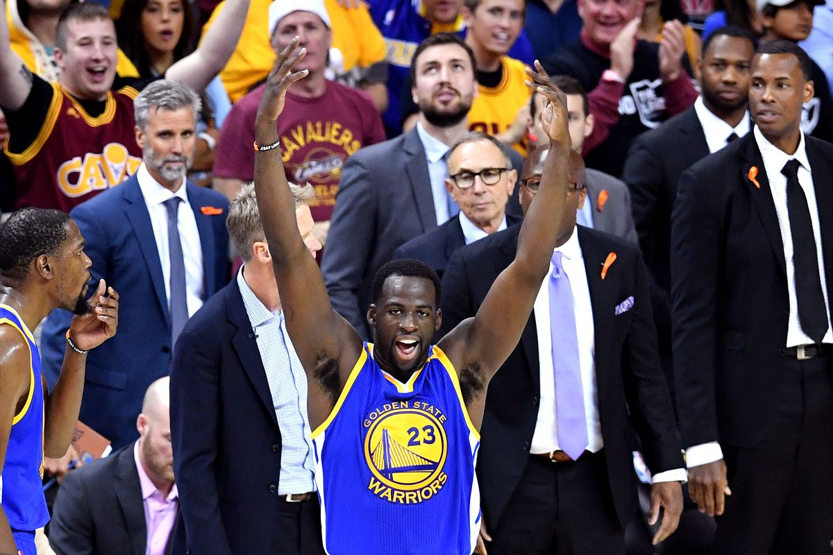Golden State Warriors: 2017 parade route and time