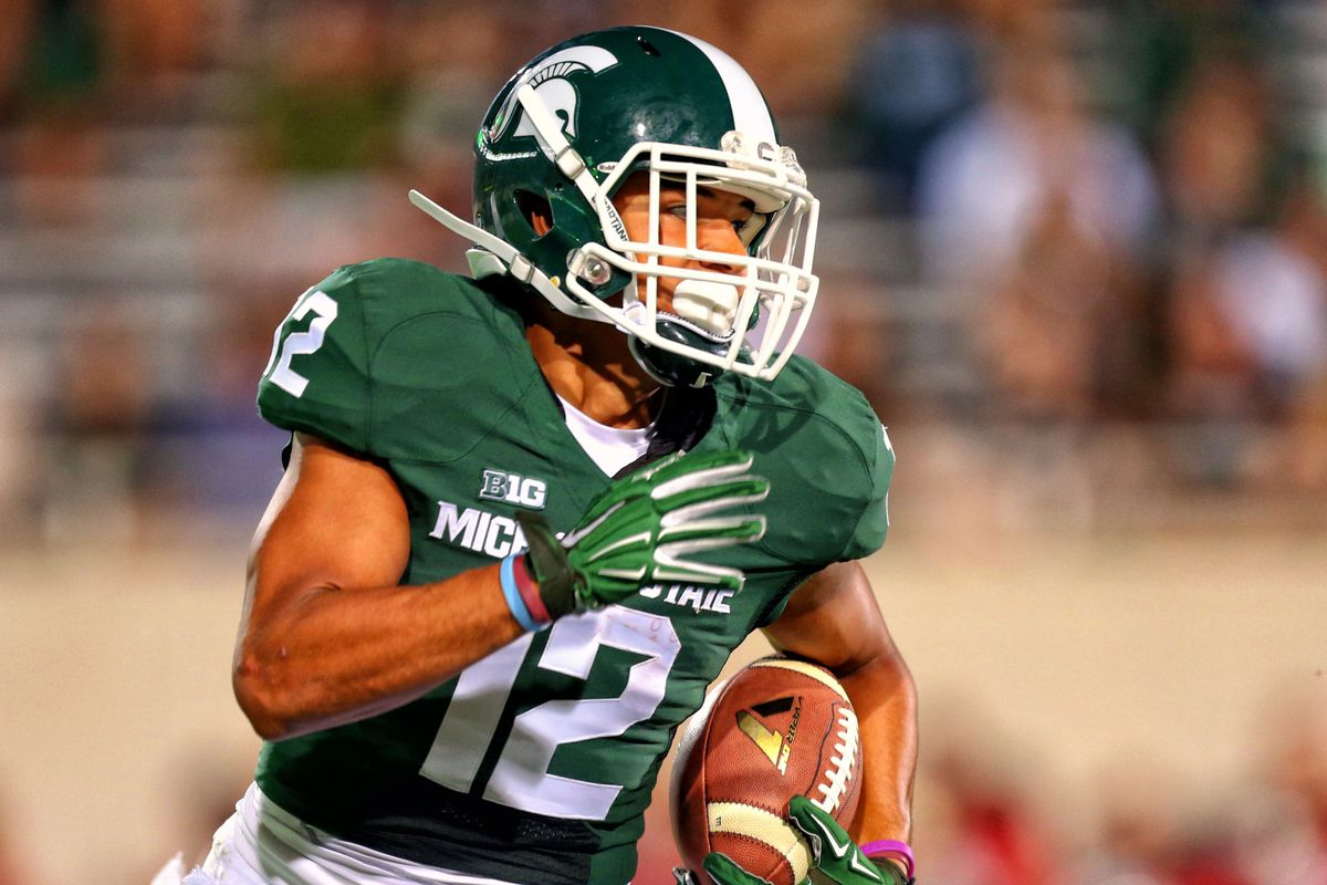 Sparty hits the road for the week's biggest game, taking on the Ducks in Eugene.
