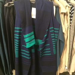 Sweater, size XS, $119 (was $375)