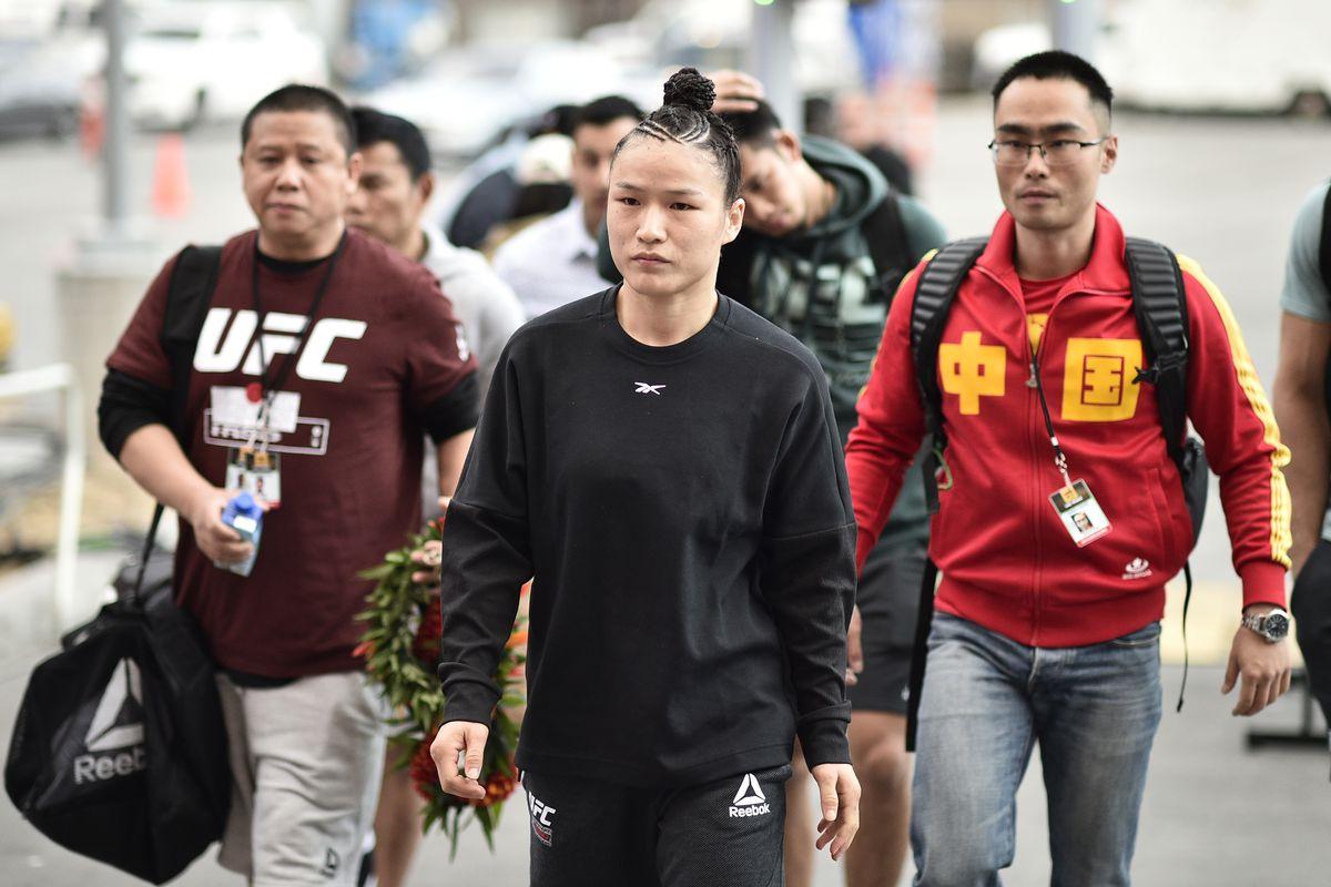 "Weili Zhang's team has responded to Rose Namajunas' ""lies"""