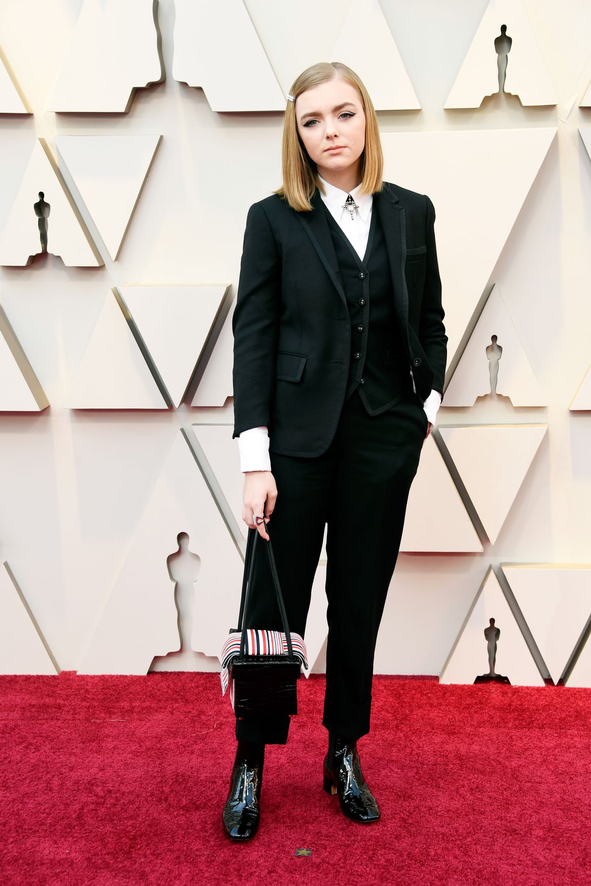 24c09ff308f Oscars 2019  best-dressed celebrity fashion on the red carpet - Vox