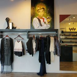 Ladies can expect to find apparel from UNIF, Nasty Gal, StyleStalker, Made in Hell-A, Alex & Chloe, Dolce Vita and more.