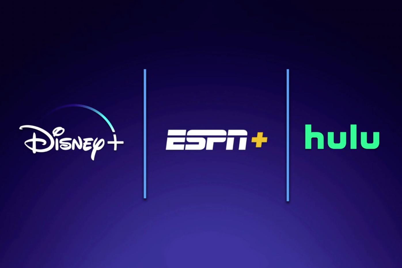 Disney announces $12 99 bundle for Disney+, Hulu, and ESPN+ - The Verge