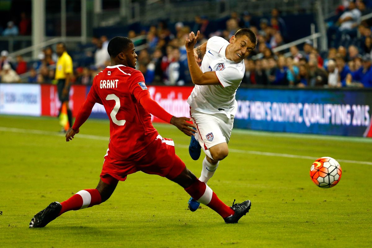 Canadian National team defender Johnny Grant (#2) is one of 4 signed by the Swope Park Rangers