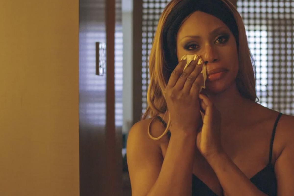 "Laverne Cox in John Legend's ""You & I"""