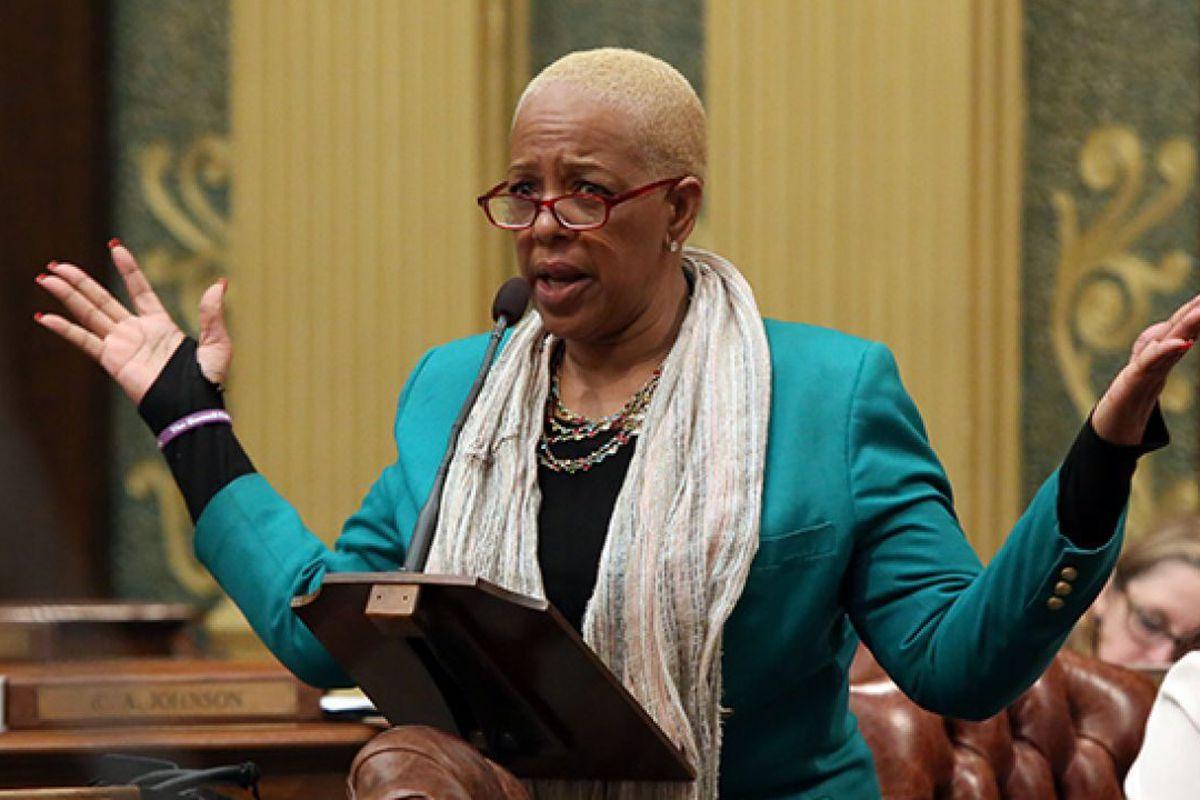 Rep. Cynthia Johnson