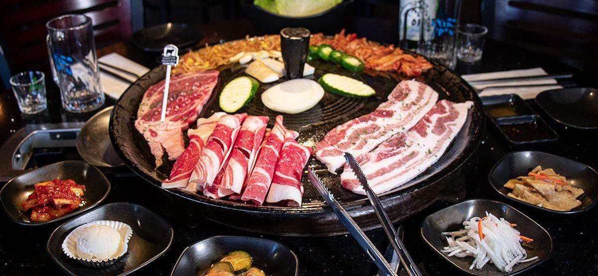 """<span data-author=""""-1"""">Honey Pig Korean BBQ </span>"""
