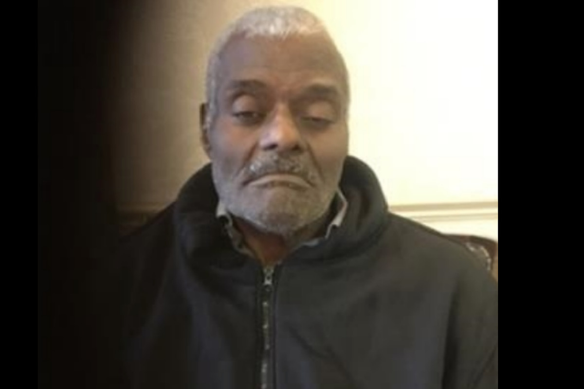 Charles Frazier has been reported missing.
