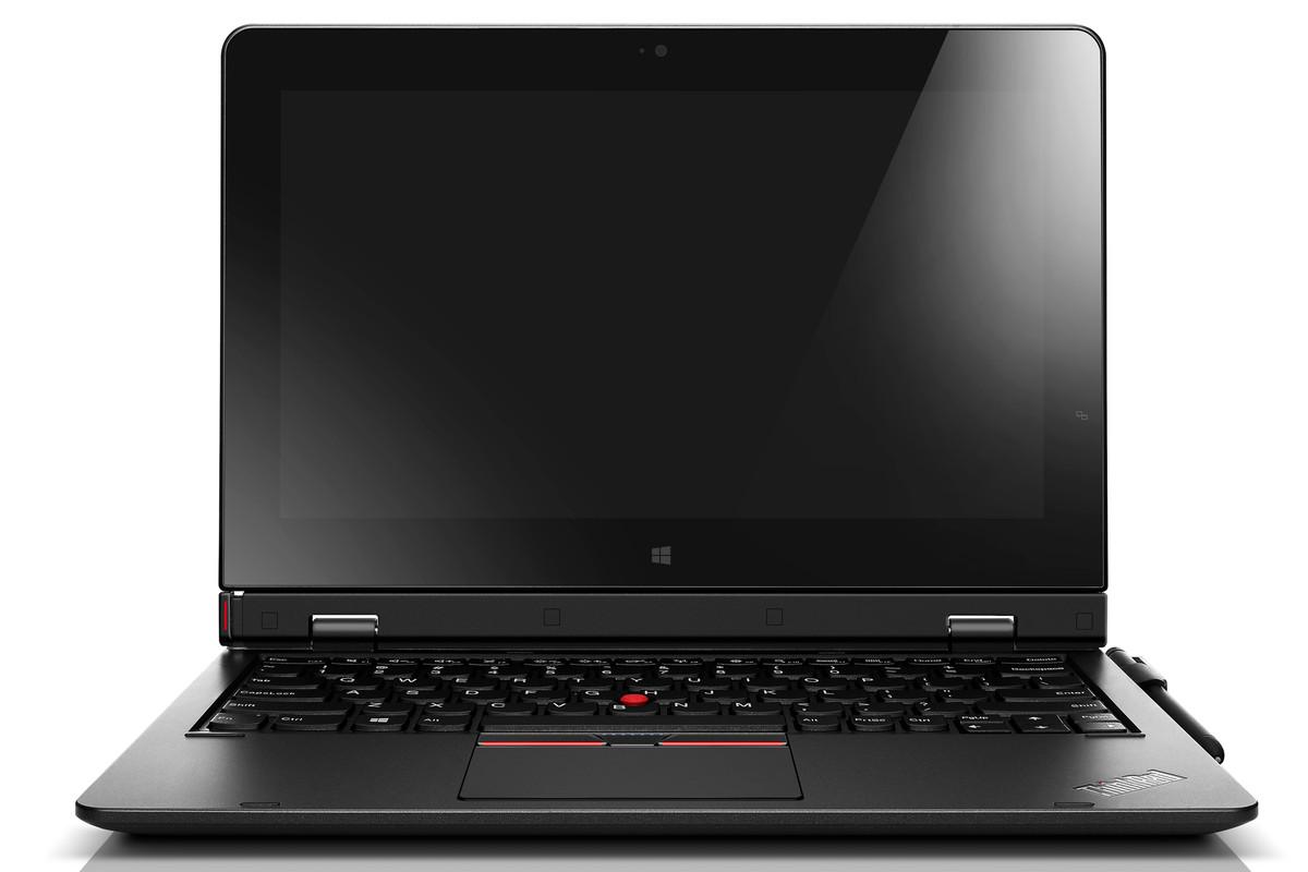 Lenovo's ThinkPad Helix laptop / tablet hybrid is now