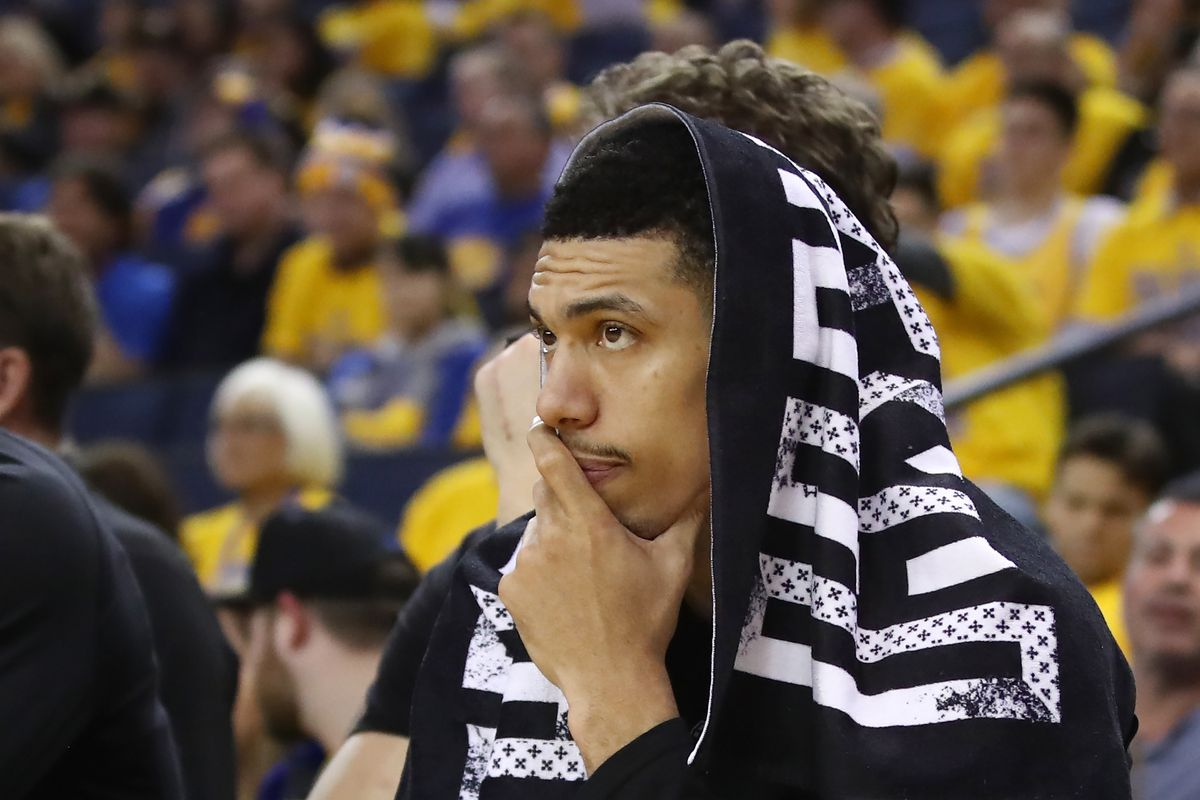 No, Danny Green did not bash the Spurs' medical staff