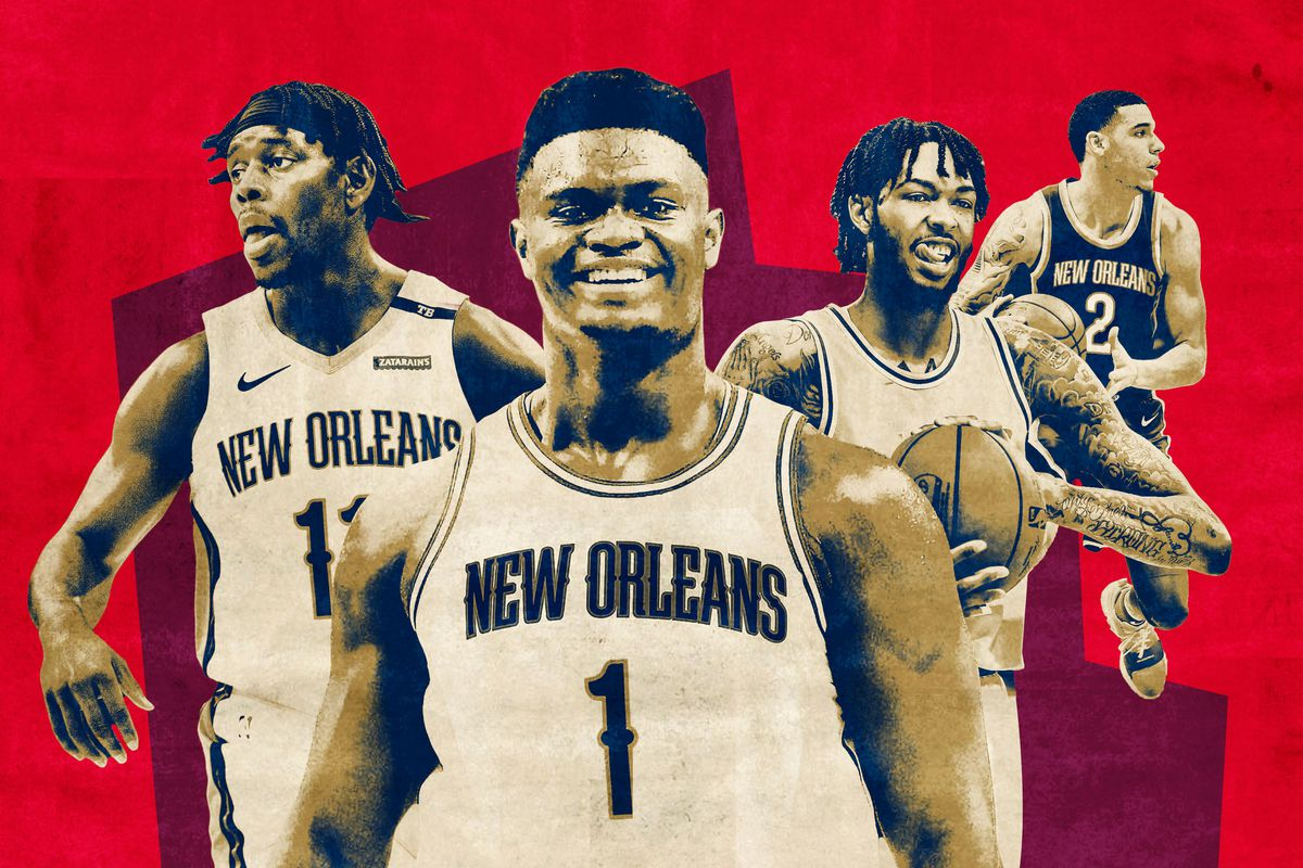 The Pelicans Are Giving Zion Williamson The Future Anthony Davis Never Had The Ringer