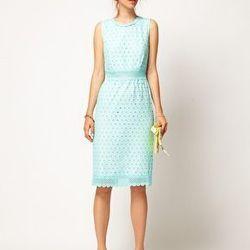 "<a href=""http://us.asos.com/ASOS-SALON-Pencil-Dress-with-Anglaise/y5mih/?iid=1957130&cid=12921&sh=0&pge=0&pgesize=20&sort=-1&clr=Blue&mporgp=L0FTT1MvQVNPUy1TQUxPTi1QZW5jaWwtRHJlc3Mtd2l0aC1BbmdsYWlzZS9Qcm9kLw.."">Pencil dress with broderie Anglaise</a>, $13"