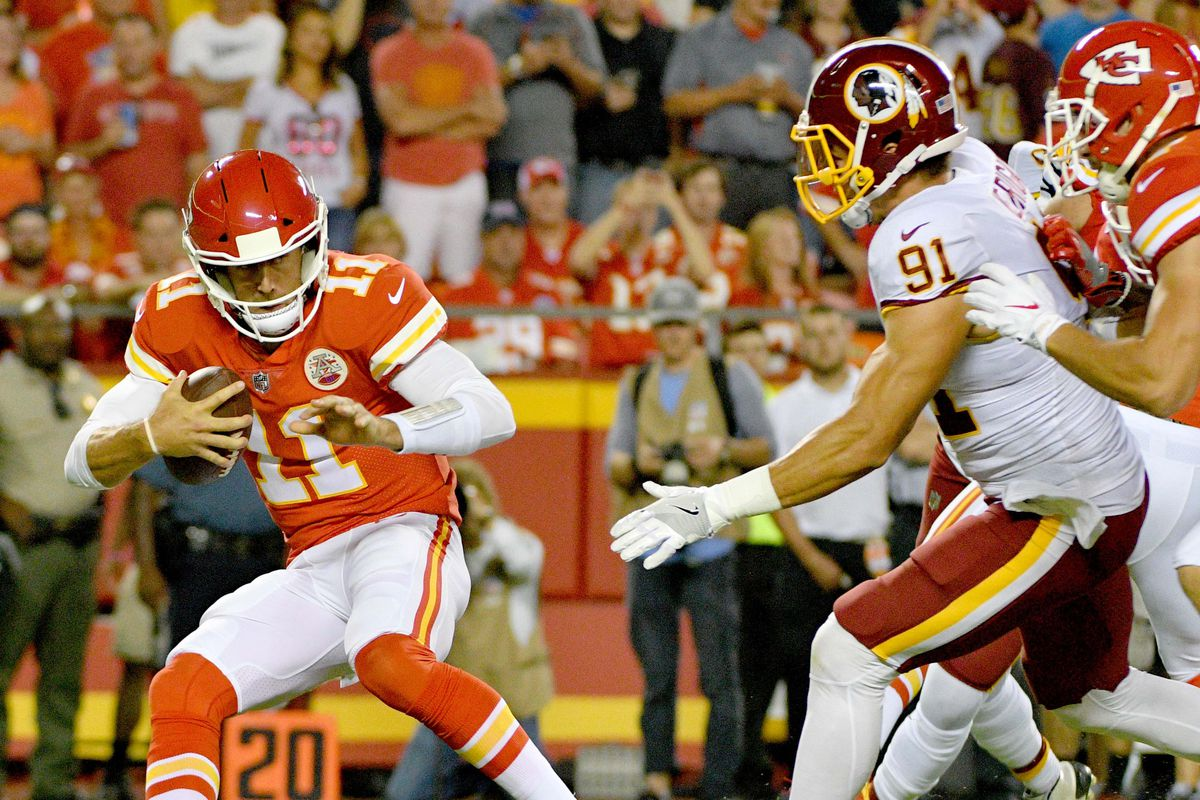 Skins Stats  A Statistical Review of the Alex Smith Trade - Hogs Haven 7947f7777