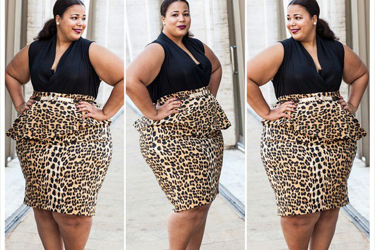 28aabfb3ed2 Chastity Garner Shares Her Bay Area Spots for Plus Size Glamour ...
