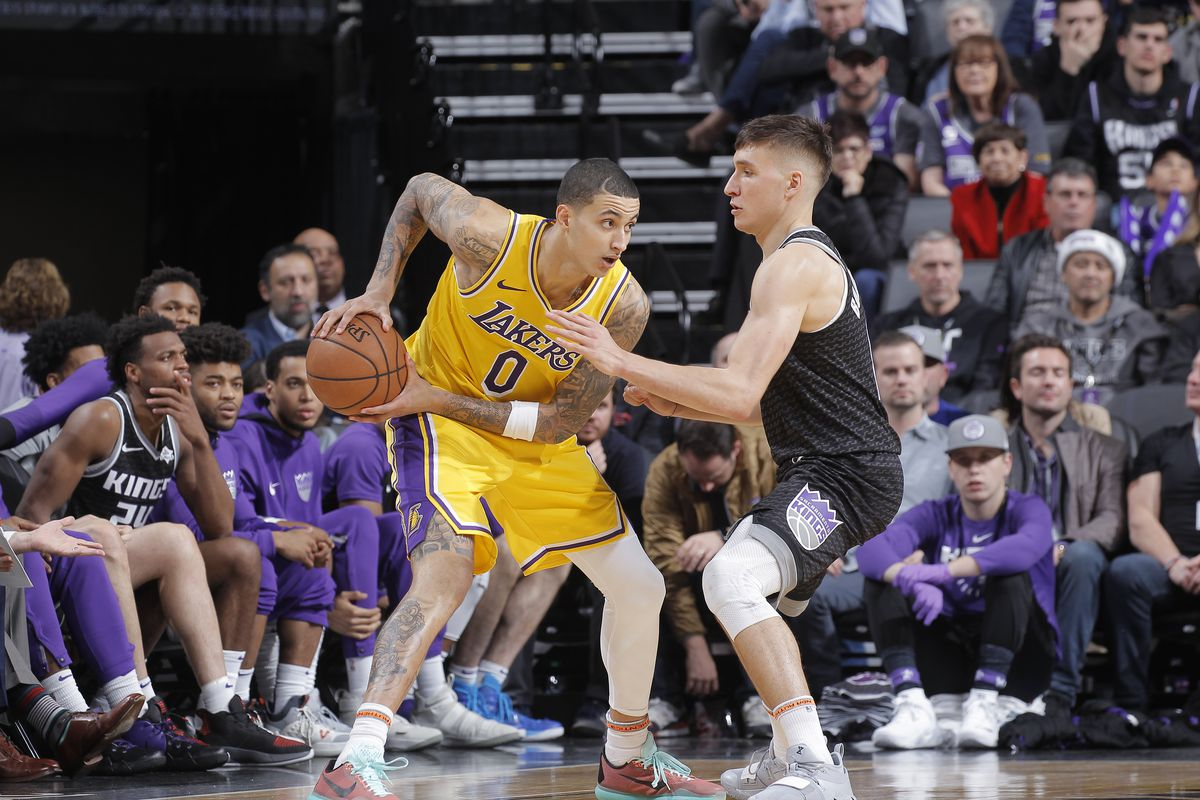 Kings Have Had Trade Discussions With The Lakers Around Kyle