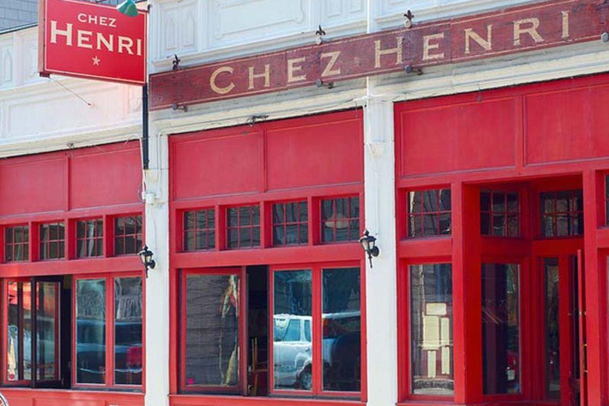 Former home of Chezi Henri and future home of Floret/Shepard