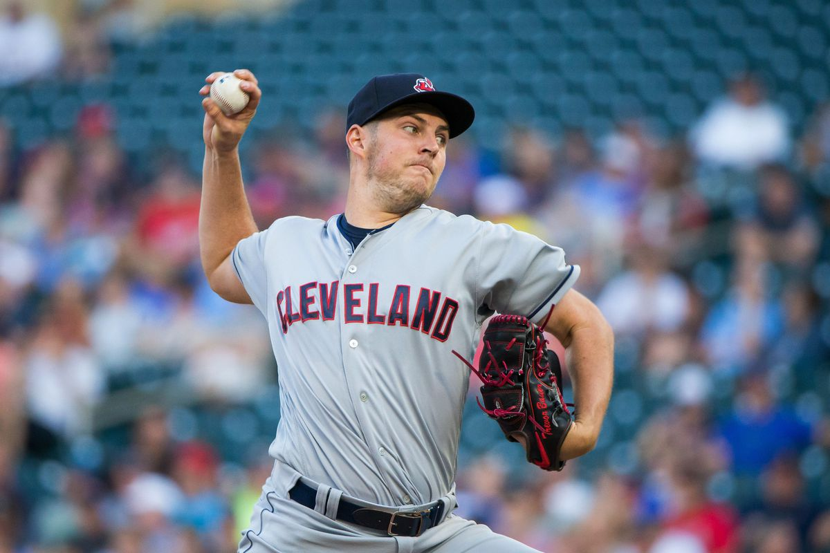 757c456d25fa Indians  Trevor Bauer put on DL with stress fracture - MLB Daily Dish