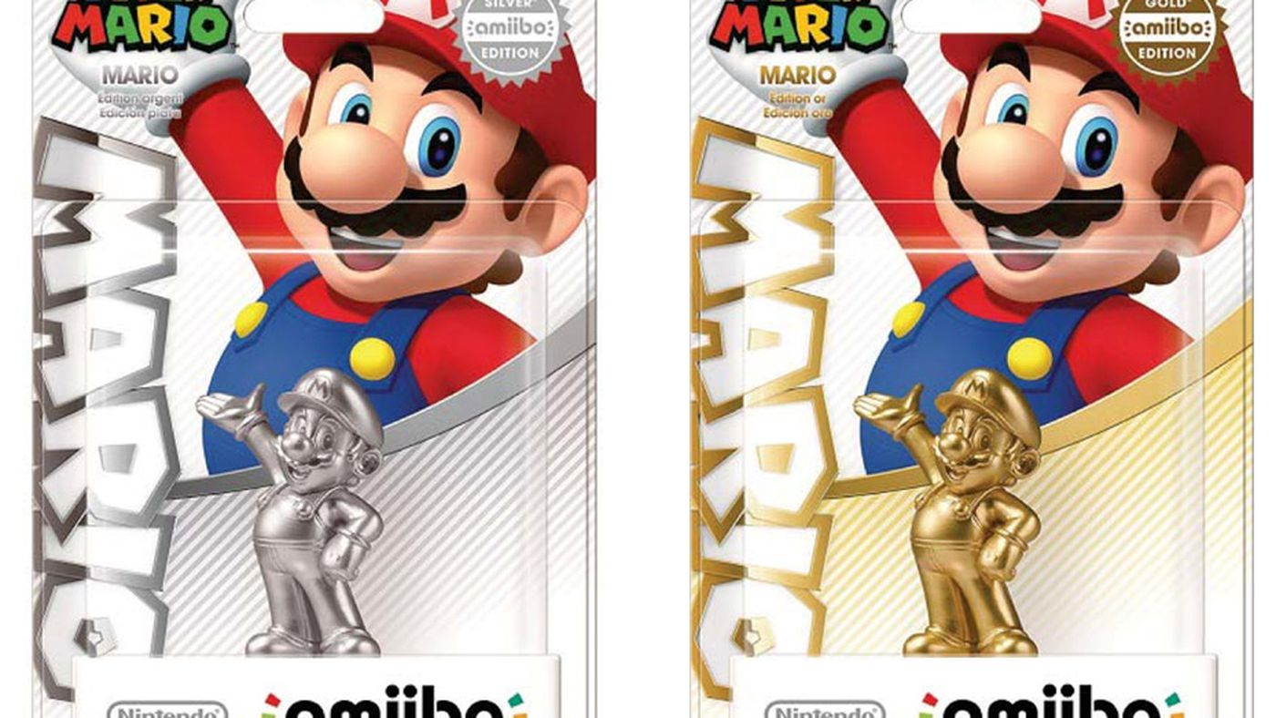 Nintendo S Getting Into The Variant Game With Gold And