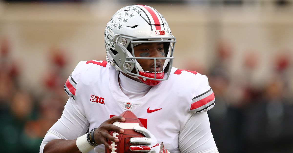 """Dolphins are one of five teams that have """"shown the most interest"""" in Buckeyes QB Dwayne Haskins"""