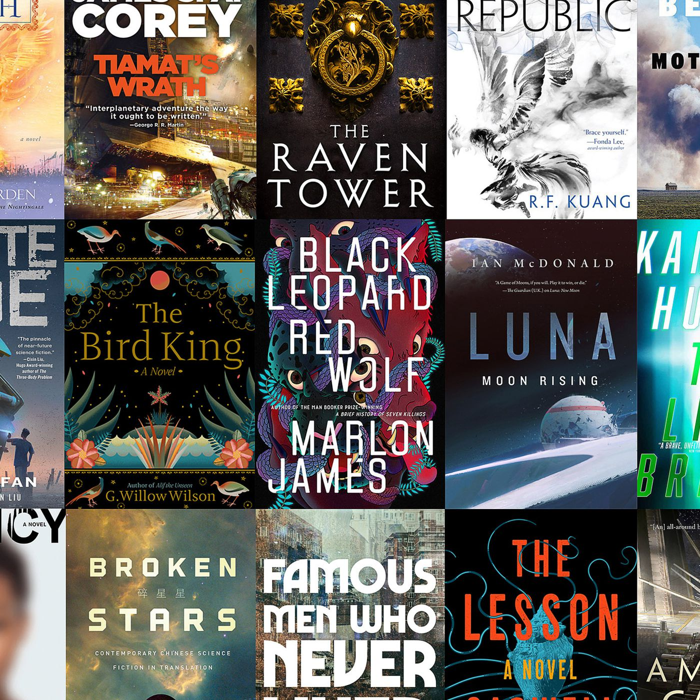 All The Science Fiction And Fantasy Books We Re Looking