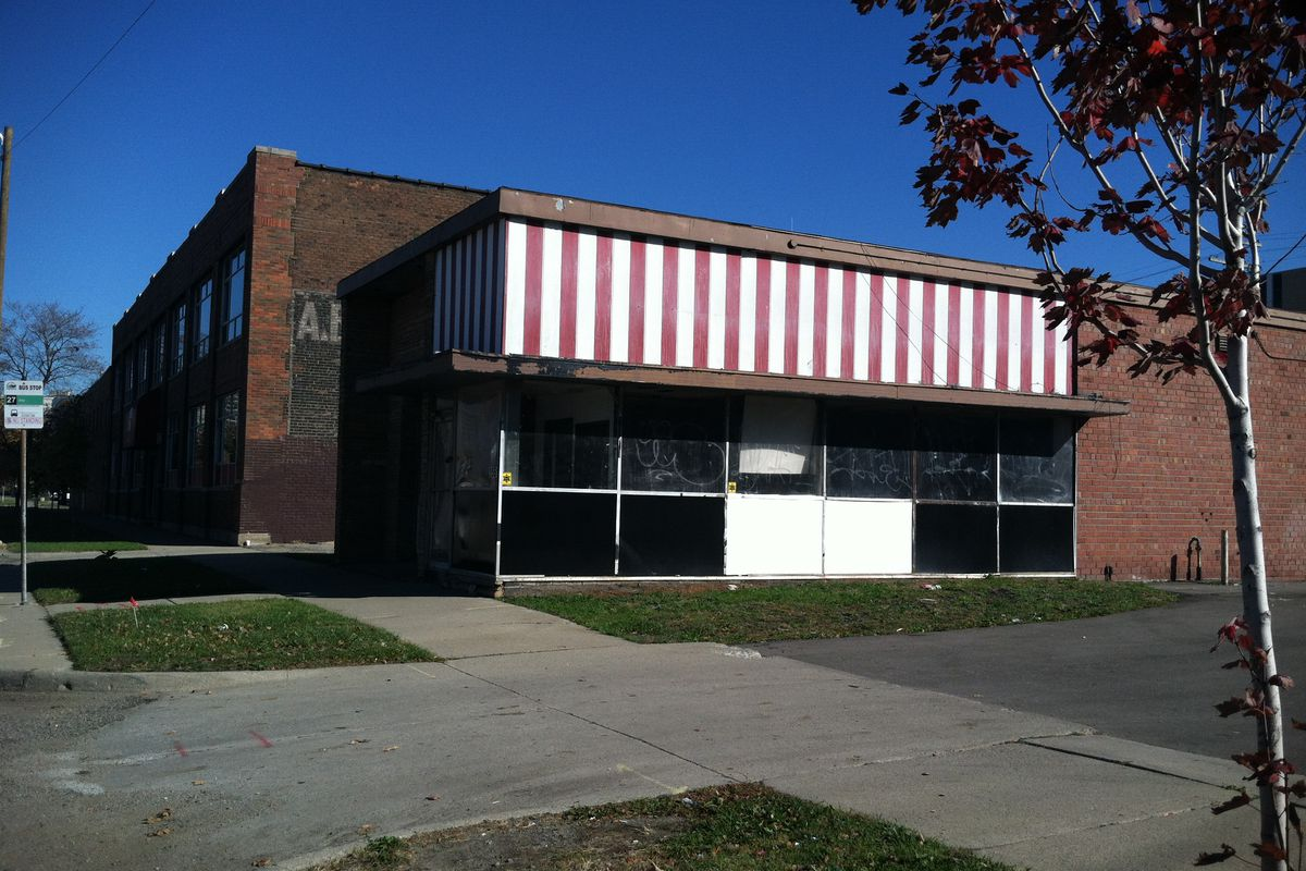 The former Steak Hut space on Lafayette will welcome three new dining concepts of the next several years.