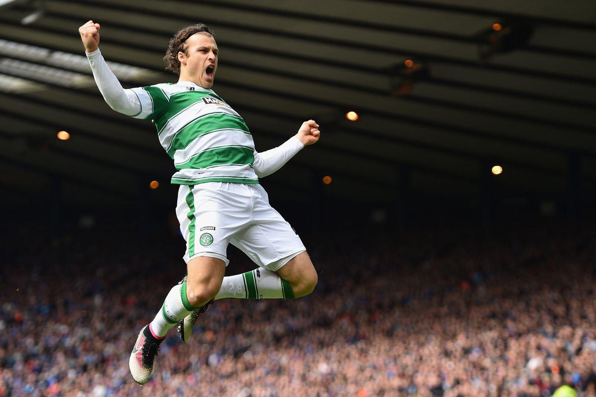 Rangers v Celtic - William Hill Scottish Cup Semi Final