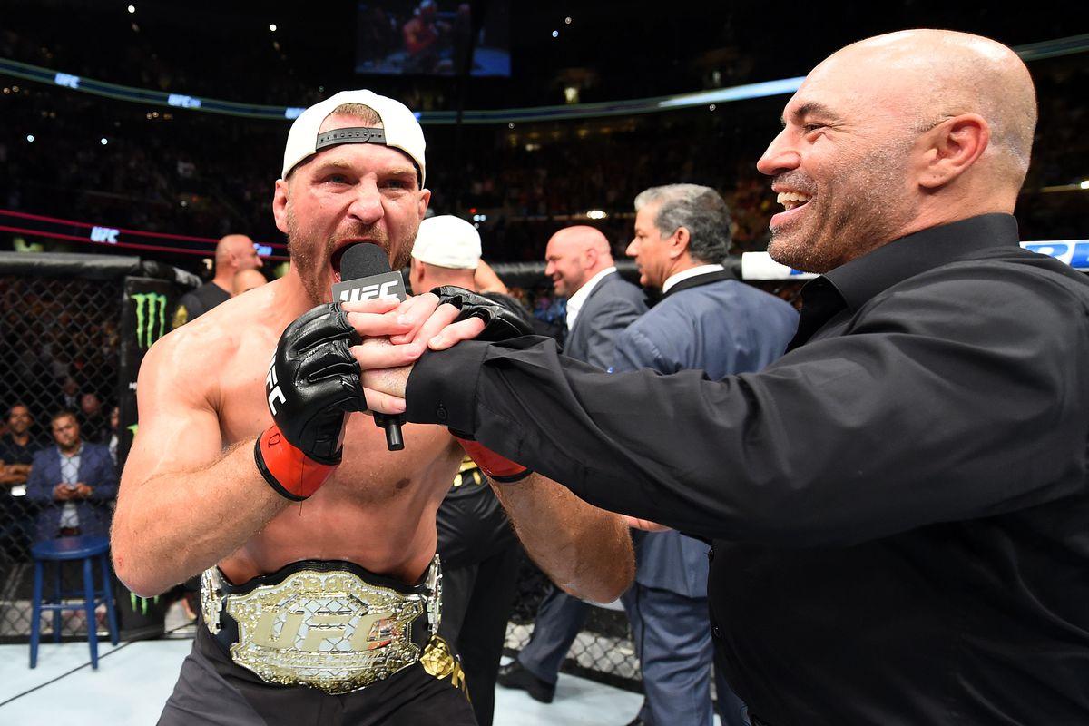 UFC 203: Miocic v Overeem