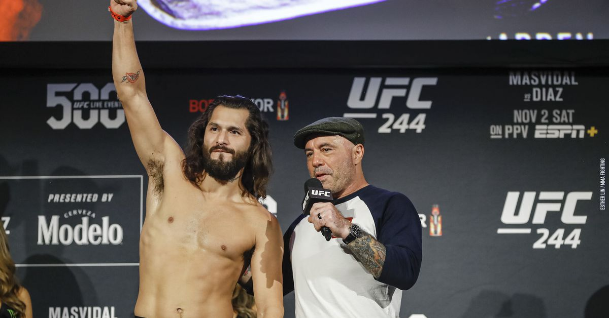 Morning Report: Dustin Poirier says Jorge Masvidal not really stepping in on short notice: 'The guy never sto… - MMA Fighting