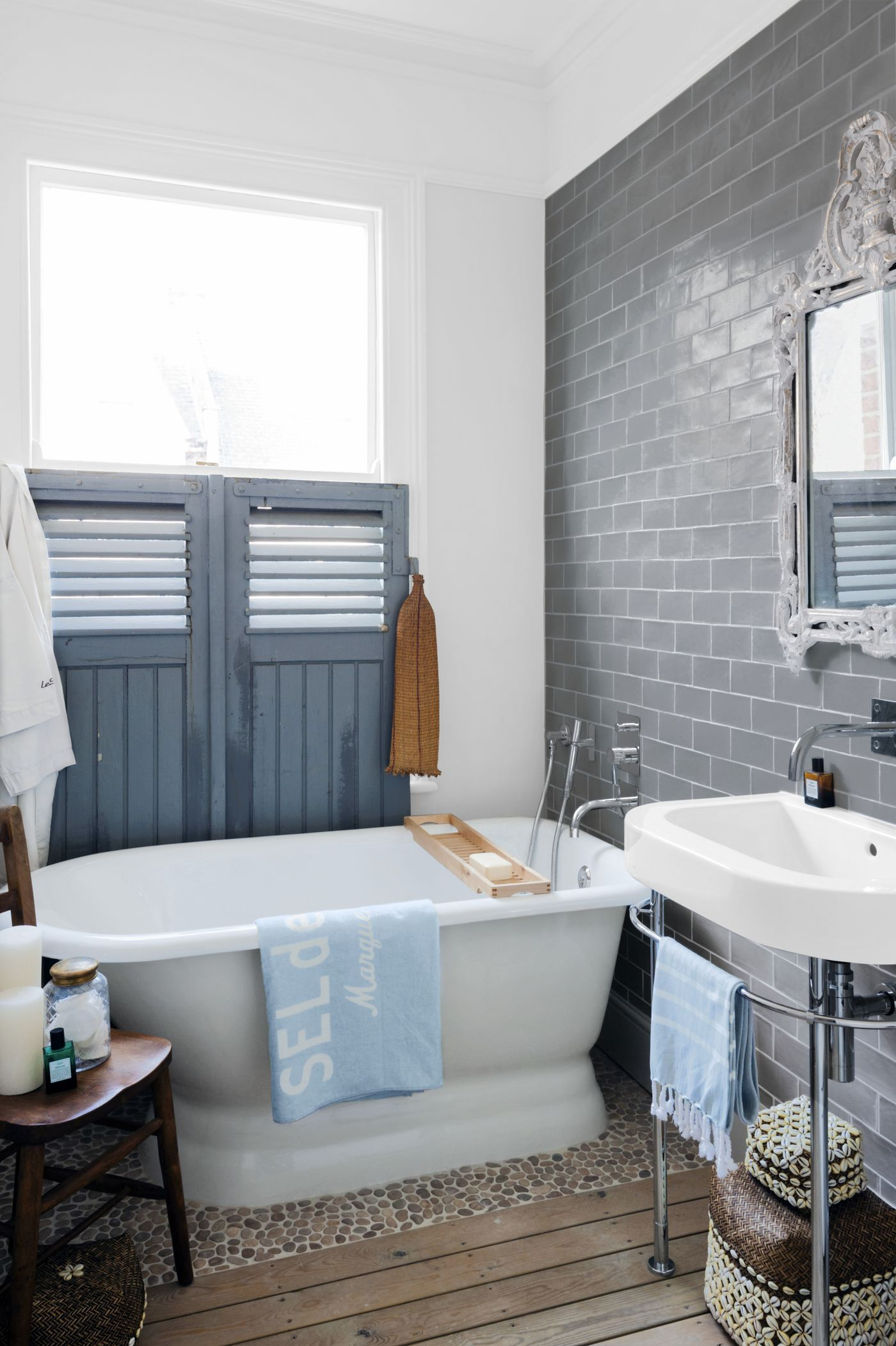 20 Budget Friendly Bath Ideas This Old House