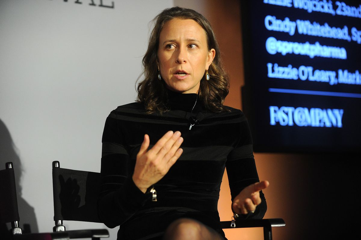 The Fast Company Innovation Festival - Data + Drugs: The New Evolution Of Drug Making With 23andMe And Sprout