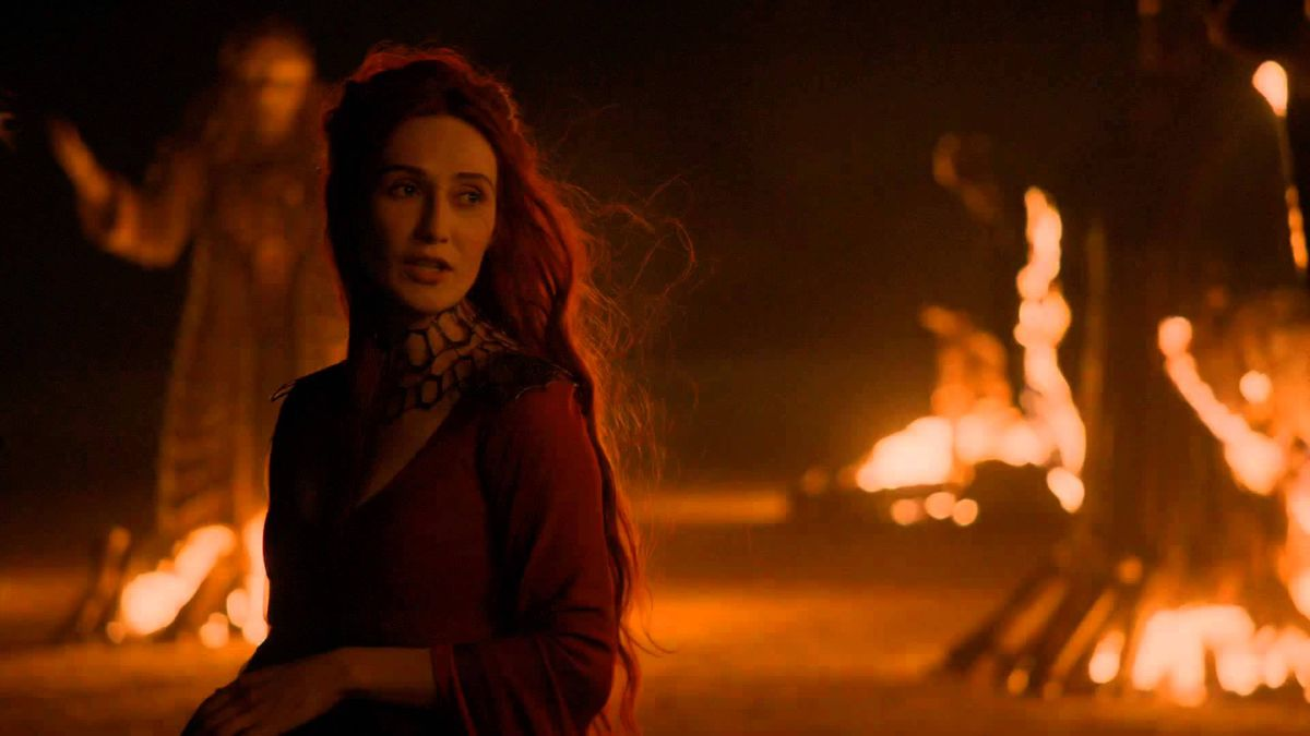 Game of Thrones: Where has Melisandre been this whole time