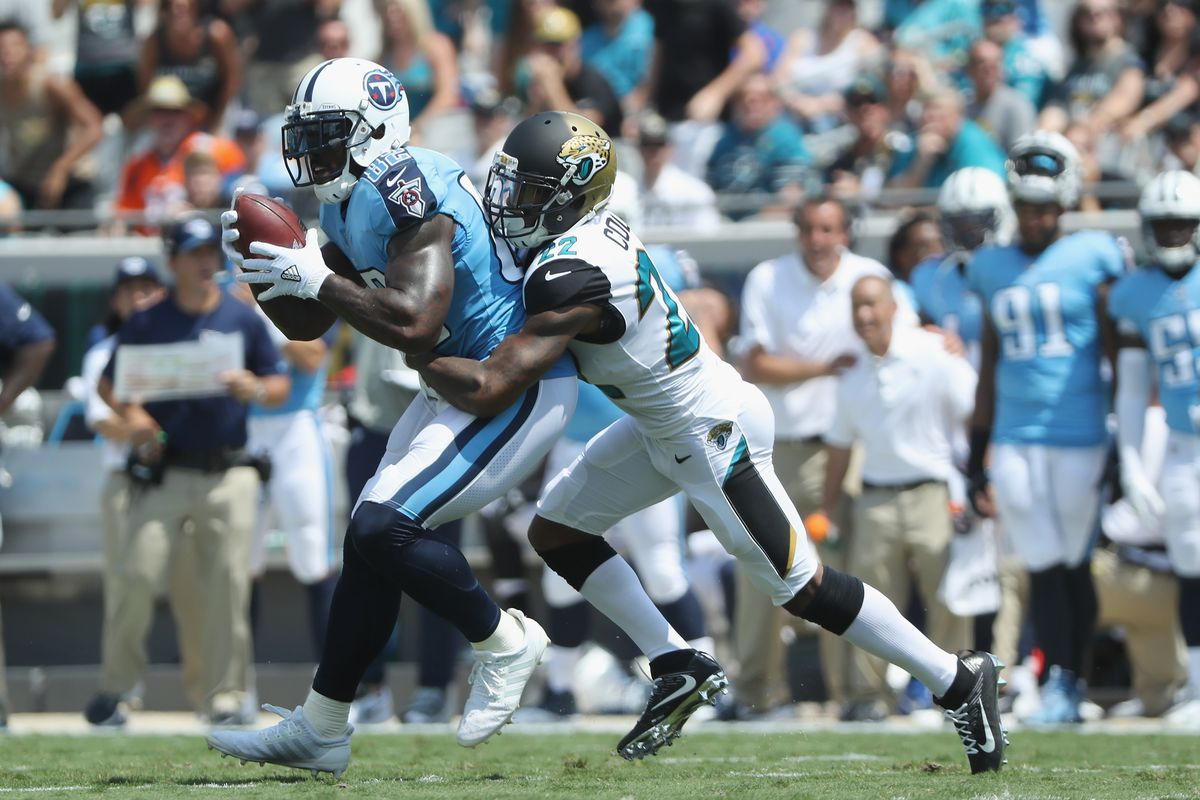 DeMarco Murray and Delanie Walker both expected to play for Titans