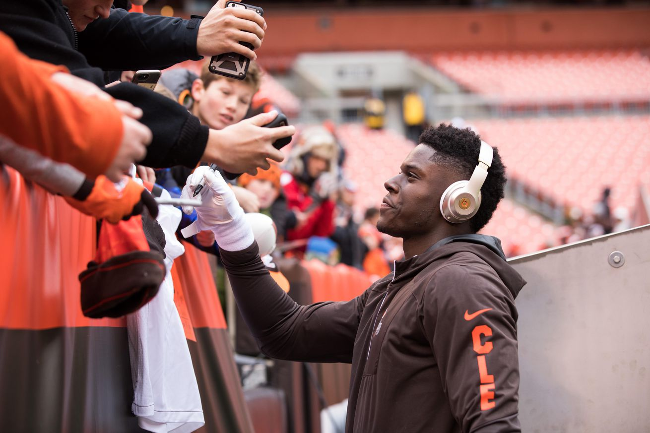 PFW pegs TE David Njoku as Browns' breakout offensive player in 2018