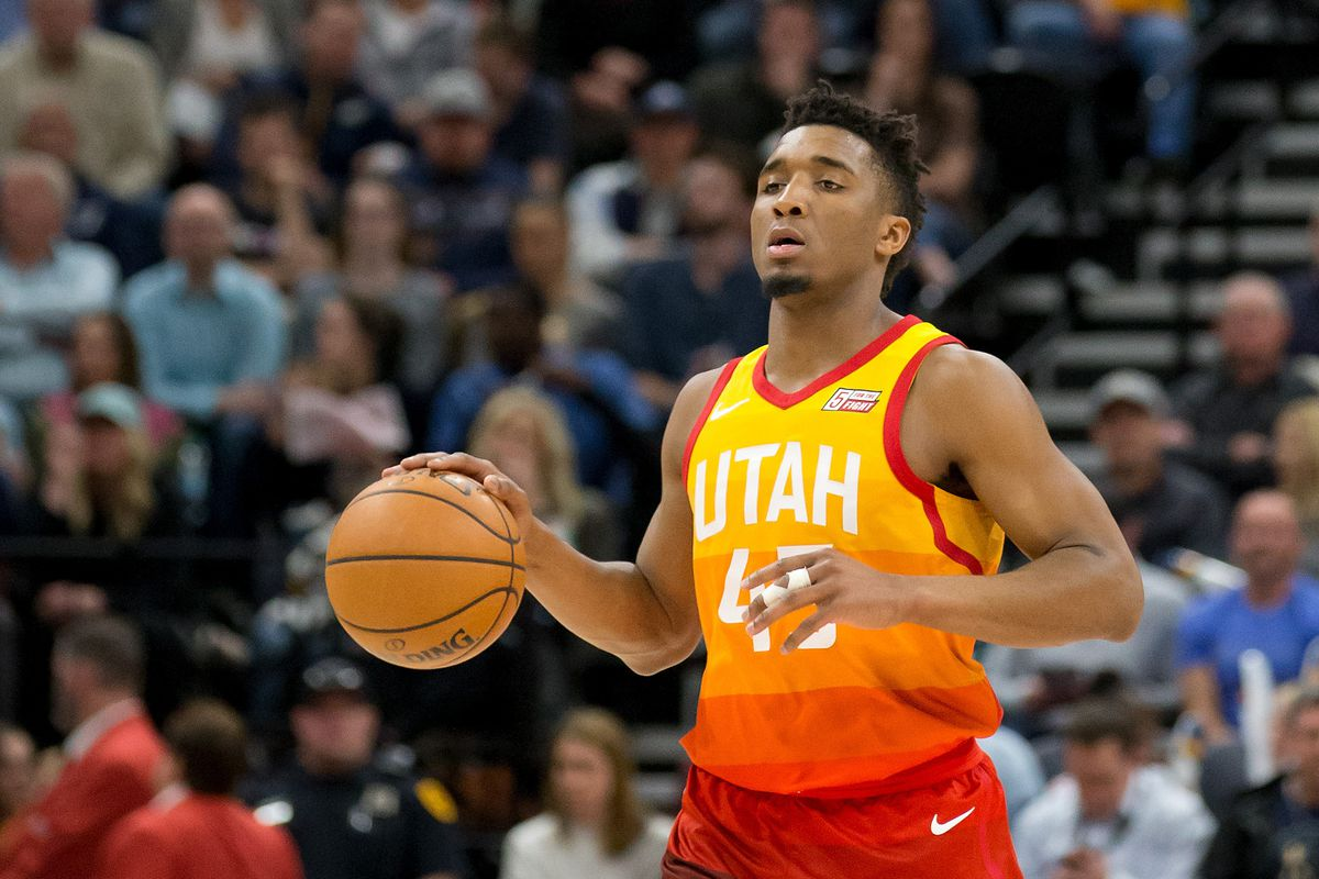 Donovan Mitchell is a special player whether he is Rookie of the Year or not 8383b7642