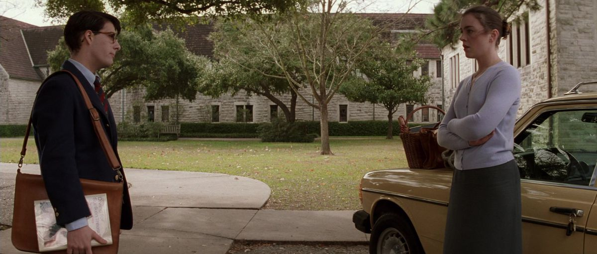 Max Fischer (Jason Schwartzman) en Rushmore