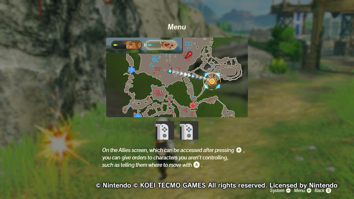 Hyrule Warriors Age Of Calamity Beginner S Guide Polygon