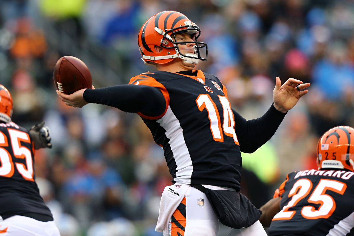588efb9b Analyzing the 5 best throws from Andy Dalton in 2017 - Cincy Jungle