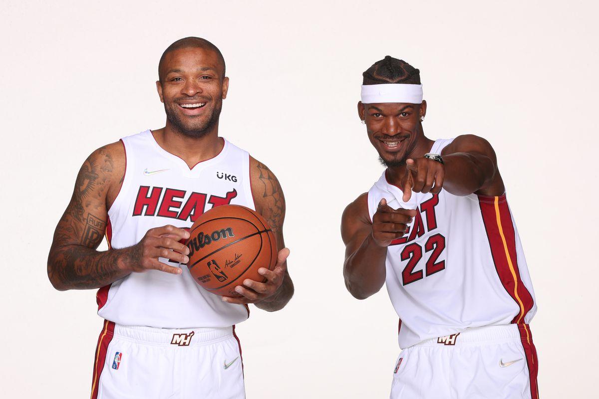 2021-22 Miami Heat Media Day