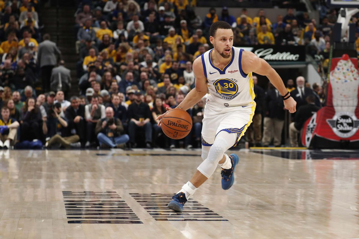 7a3d2ef619a Steph Curry has been playing like an MVP and leading the resurgence of  dominating